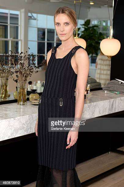 Executive Creative Director The Line Vanessa Traina attends The Apartment by The Line LA opening on October 15 2015 in Los Angeles California