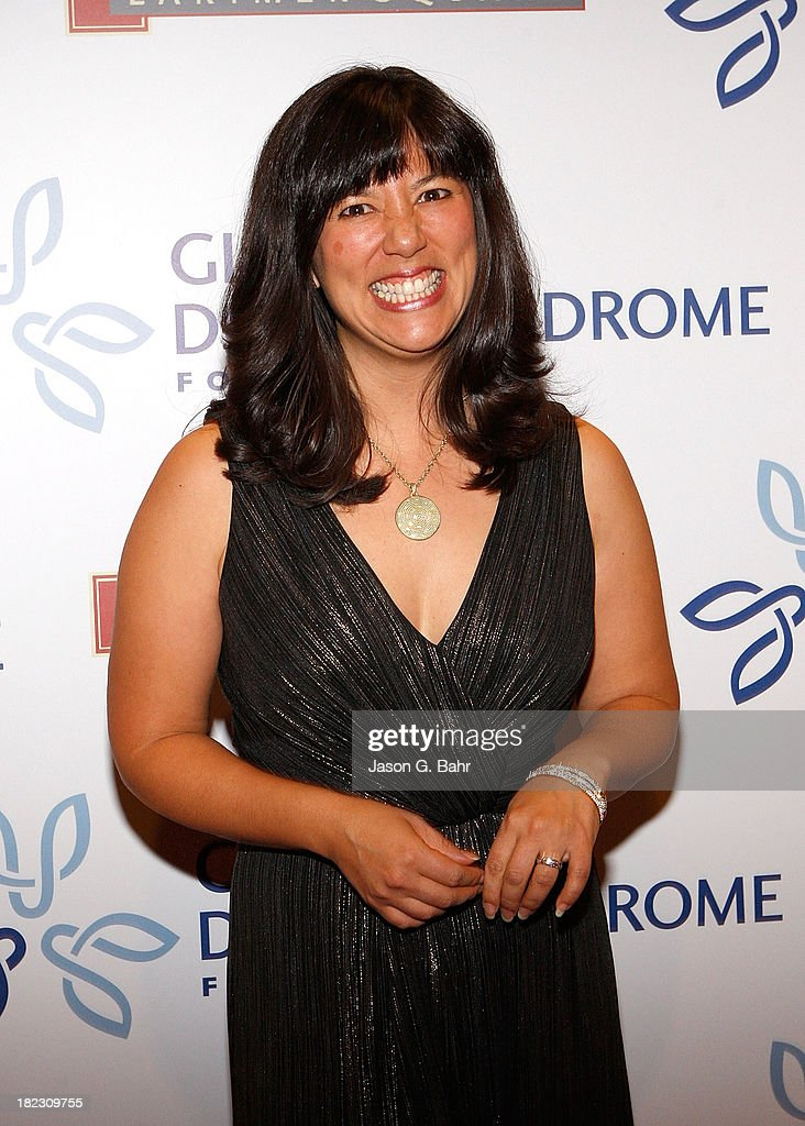 Executive Director Michelle Sie Whitten of the Global Down Syndrome Foundation attends the Be Yourself Be Beautiful Fashion Show at Sheraton Downtown Denver Hotel on September 28, 2013 in Denver, Colorado.