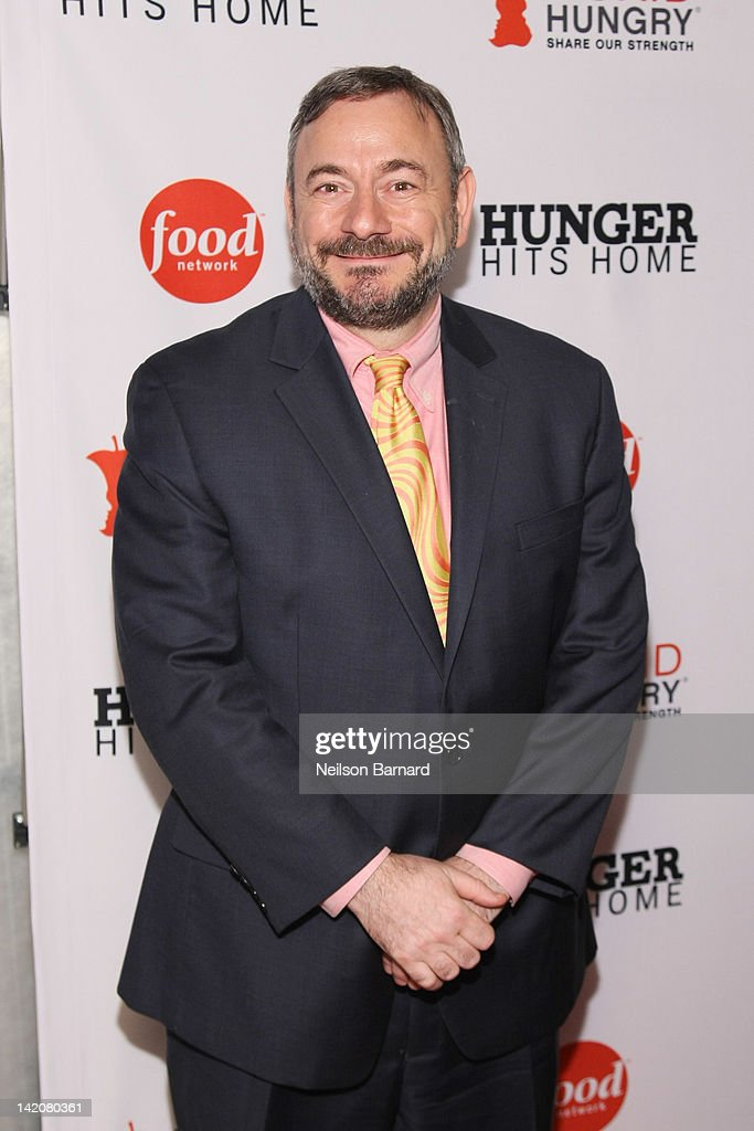 Executive Director New York City Coalition Against Hunger, Joel Berg attends the 'Hunger Hits Home' screening at the Hearst Screening Room on March 29, 2012 in New York City.