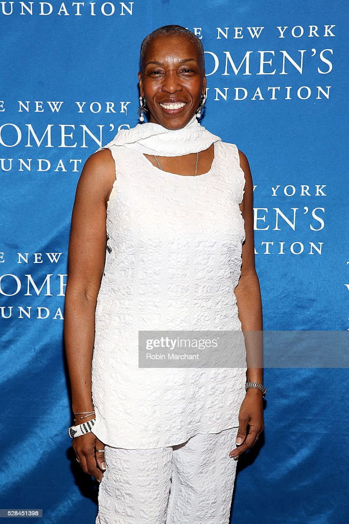 Executive director of Correctional Association Soffiyah Elijah attends The New York Women's Foundation's 2016 celebration womens breakfast on May 5, 2016 in New York City.