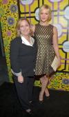 Executive Director of Family Equality Council Jennifer Chrisler and actress Georgia King attend the Family Equality Council LA Awards Dinner at The...