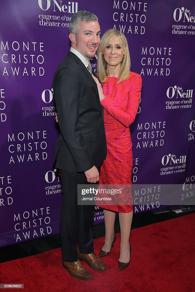 Executive Director of the Eugene O'Neill Theater Center Preston Whiteway and actress Judith Light attend the 16th Annual Monte Cristo Award ceremony...