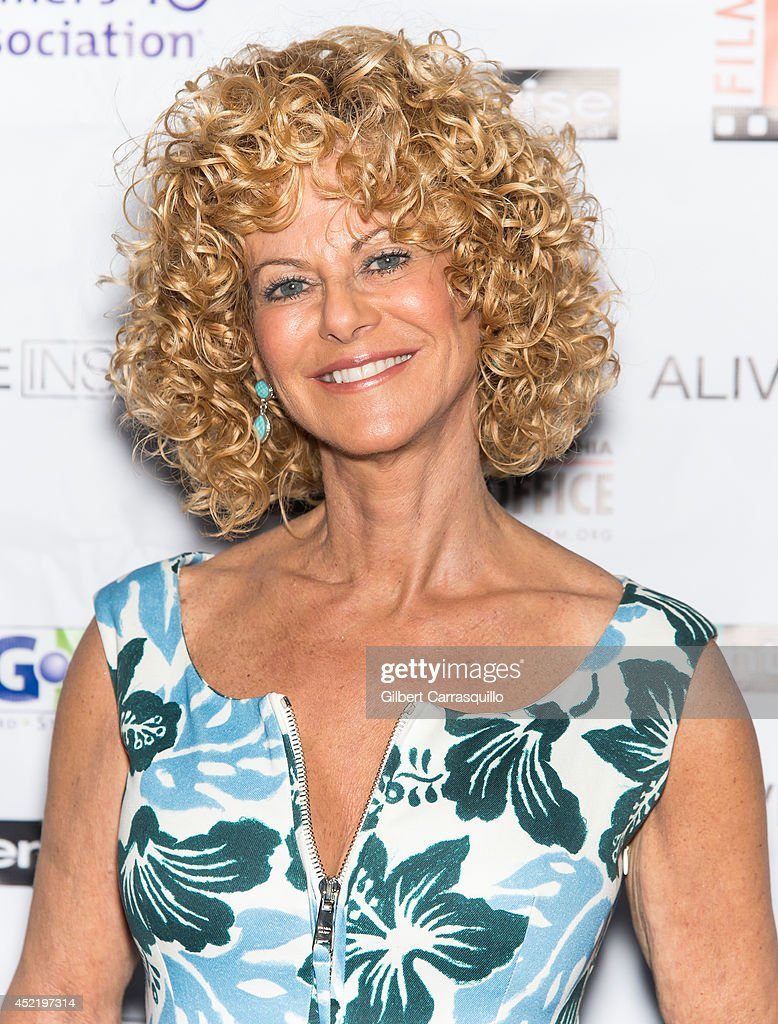Executive Director of the Greater Philadelphia Film Office Sharon Pinkenson attends the 'Alive Inside' screening at Kimmel Center for the Performing Arts on July 15, 2014 in Philadelphia, Pennsylvania.