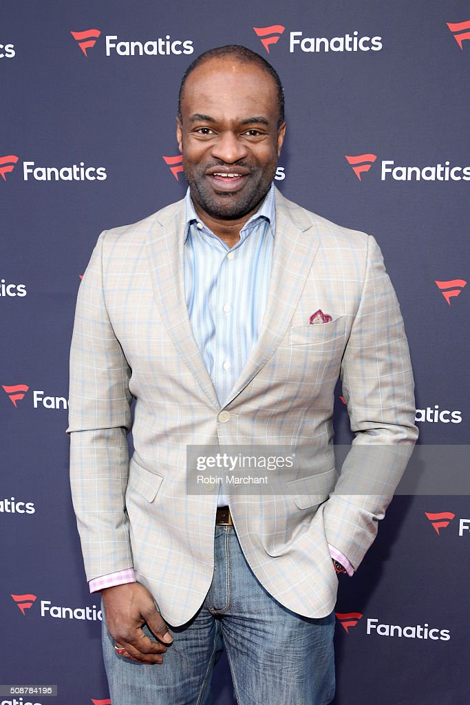 Executive Director of the NFL Players Association DeMaurice F. Smith attends Fanatics Super Bowl Party on February 6, 2016 in San Francisco, California.