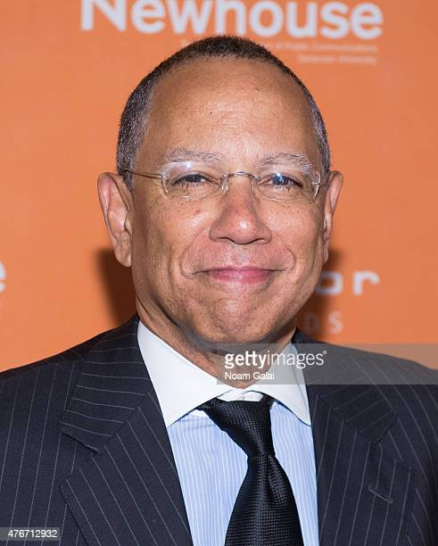 Executive editor of The New York Times Dean Baquet attends the Mirror Awards '15 at Cipriani 42nd Street on June 11 2015 in New York City
