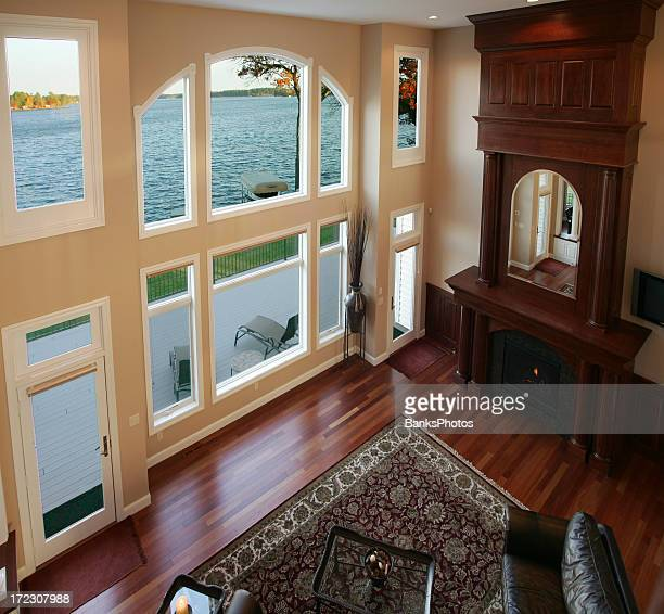 Executive Home Great Room