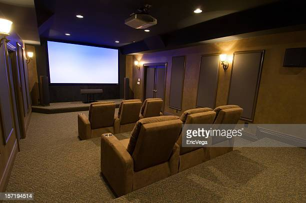 Executive Home Theater