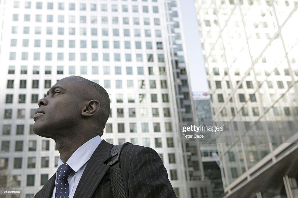 executive in london : Stock Photo