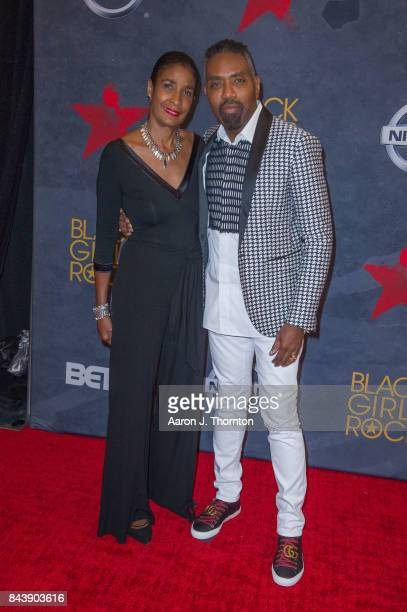 Executive Louis Carr attends Black Girls Rock at New Jersey Performing Arts Center on August 5 2017 in Newark New Jersey