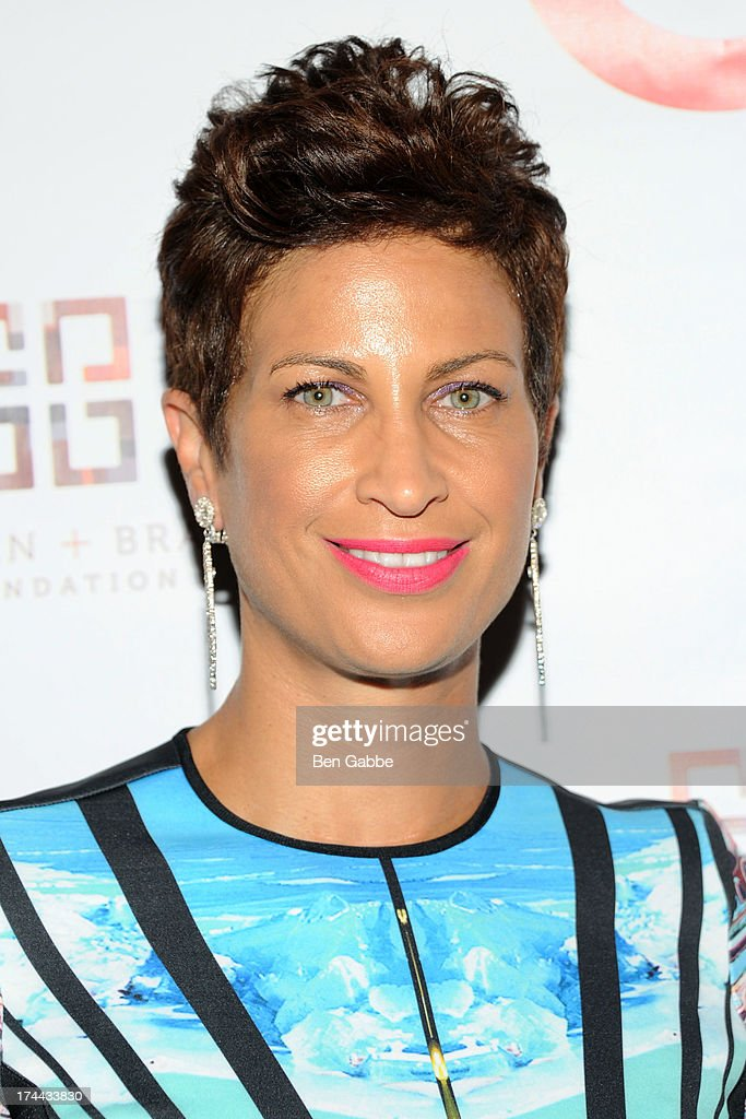 TV executive Michelle Thornton attends New Orleans To New York City Benefit Gala at Donna Karen's Stephen Weiss Studio on July 25, 2013 in New York City.
