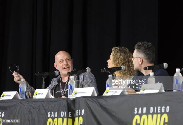 Executive Producer Akiva Goldsman during the 'Star Trek Discovery' panel at ComicCon 2017 held in San Diego Ca