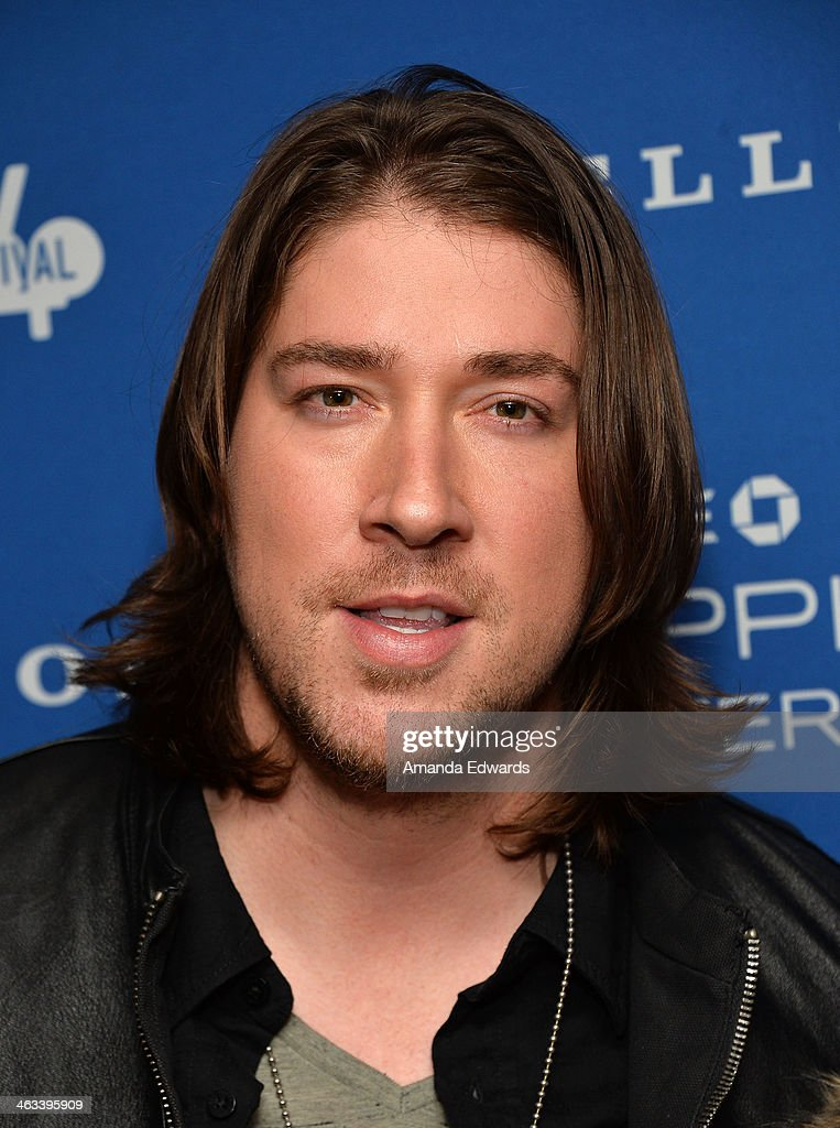 Executive producer and actor Tanner Beard arrives at the 'Hellion' premiere party at Chase Sapphire on January 17, 2014 in Park City, Utah.