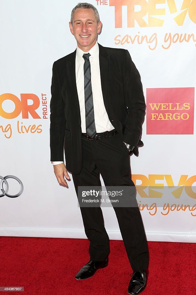 Executive Producer and Director Adam Shankman attends 'TrevorLIVE LA' honoring Jane Lynch and Toyota for the Trevor Project at Hollywood Palladium on December 8, 2013 in Hollywood, California.