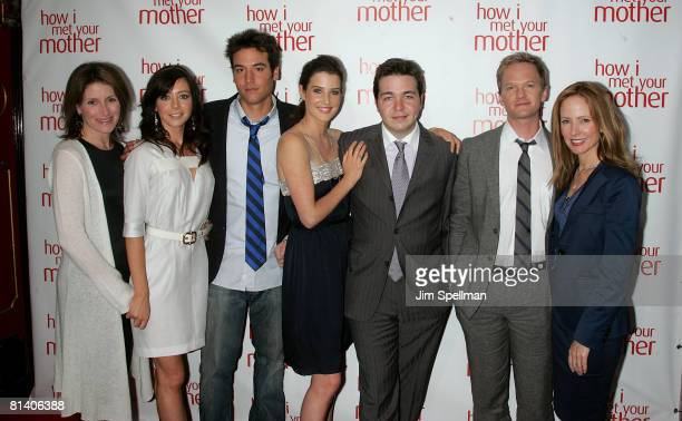 Executive Producer and Director Pamela Fryman Actors Alyson Hannigan Josh Radnor Cobie Smulders Executive Producer and Creator Carter Bays Actor Neil...