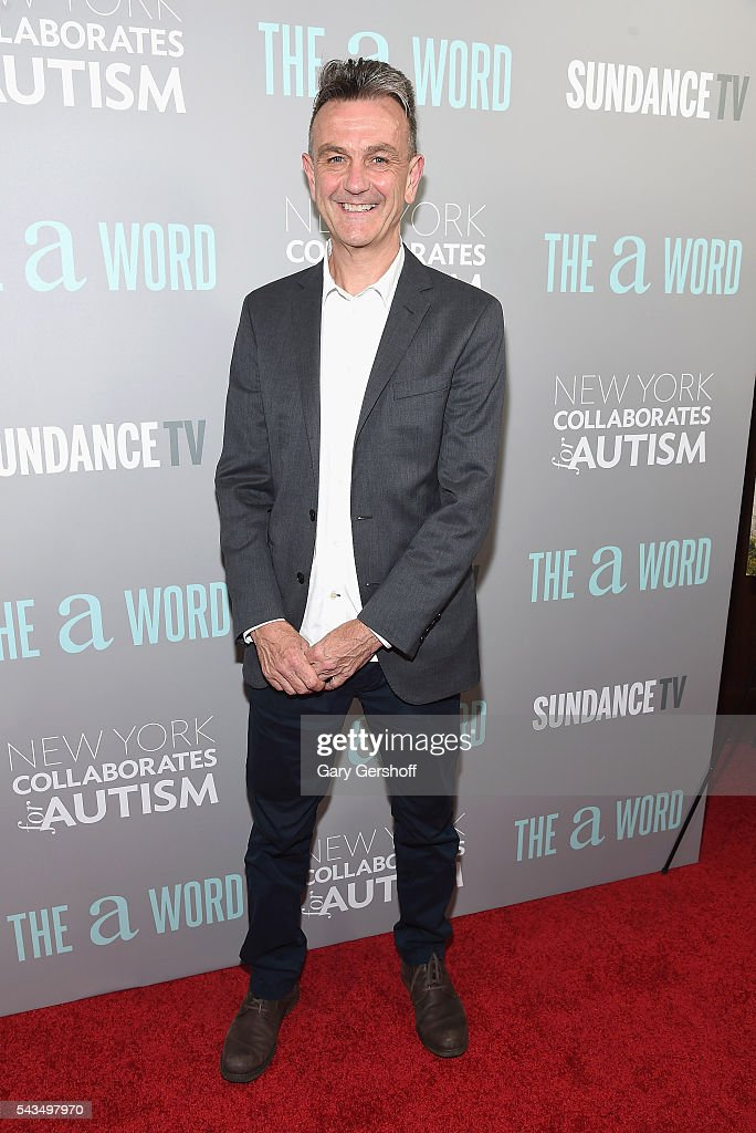 Executive producer and writer Peter Bowker attends 'The A Word' New York screening at Museum Of Arts And Design on June 28, 2016 in New York City.