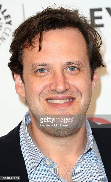 Executive producer Andrew Kreisberg attends The Paley Center for Media's PaleyFest 2014 Fall TV Previews The CW at The Paley Center for Media on...