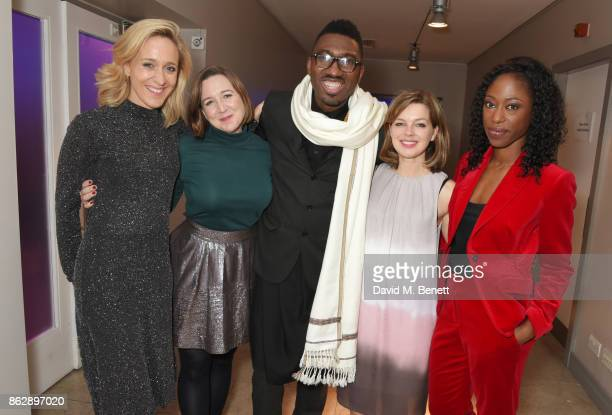 Executive Producer at the Donmar Warehouse Kate Pakenham Artistic Director of the Donmar Warehouse Josie Rourke director Kwame KweiArmah playwright...
