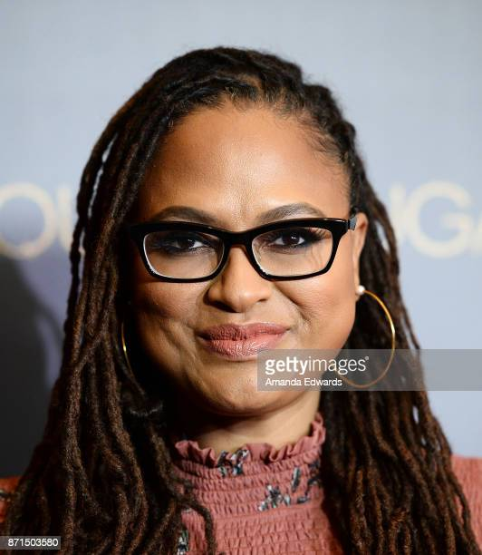 Executive producer Ava DuVernay arrives at the taping of 'Queen Sugar AfterShow' at OWN Oprah Winfrey Network on November 7 2017 in West Hollywood...