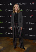 Executive producer Betsy Beers arrives at The Paley Center For Media's 33rd Annual PaleyFest Los Angeles presentation of 'Scandal' at the Dolby...
