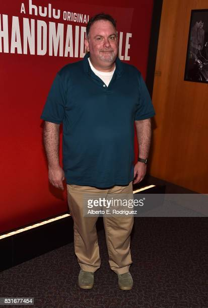 Executive producer Bruce Miller attends the FYC event for Hulu's 'The Handmaid's Tale' at the DGA Theater on August 14 2017 in Los Angeles California