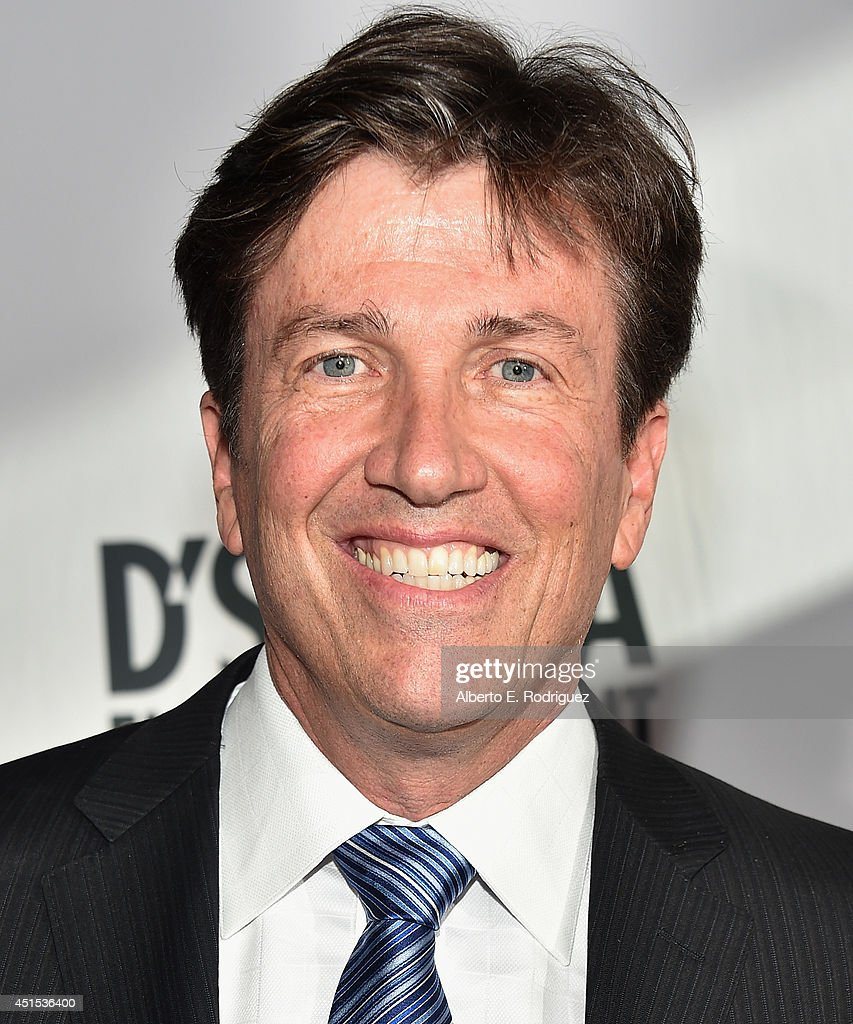Executive producer Bruce Schooley attends the premiere of Lionsgate Films' 'America' at Regal Cinemas L.A. Live on June 30, 2014 in Los Angeles, California.