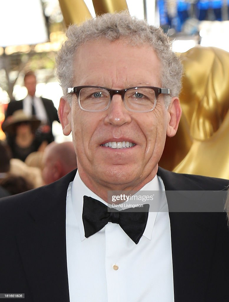 Executive producer <a gi-track='captionPersonalityLinkClicked' href=/galleries/search?phrase=Carlton+Cuse&family=editorial&specificpeople=854249 ng-click='$event.stopPropagation()'>Carlton Cuse</a> attends the 65th Annual Primetime Emmy Awards at the Nokia Theatre L.A. Live on September 22, 2013 in Los Angeles, California.