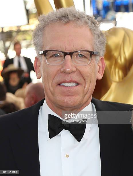 Executive producer Carlton Cuse attends the 65th Annual Primetime Emmy Awards at the Nokia Theatre LA Live on September 22 2013 in Los Angeles...