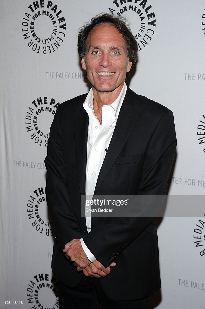 Executive Producer Christopher Goutman attends a farewell to cast of 'As The World Turns' at The Paley Center for Media on August 18, 2010 in New York City.