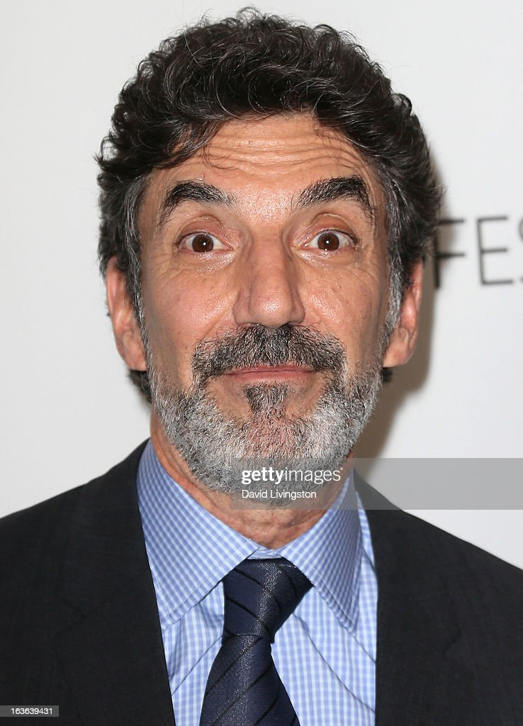 Executive producer Chuck Lorre attends The Paley Center For Media's PaleyFest 2013 honoring 'The Big Bang Theory' at the Saban Theatre on March 13, 2013 in Beverly Hills, California.