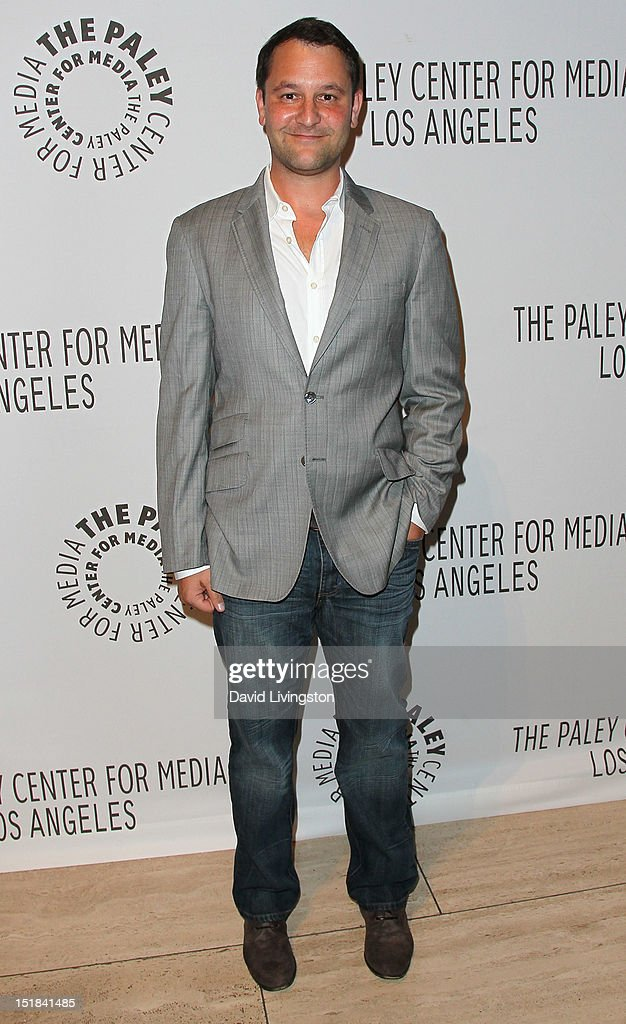 Executive producer Dan Fogelman attends The Paley Center for Media's 2012 PaleyFest: Fall TV Preview Party for ABC at The Paley Center for Media on September 11, 2012 in Beverly Hills, California.