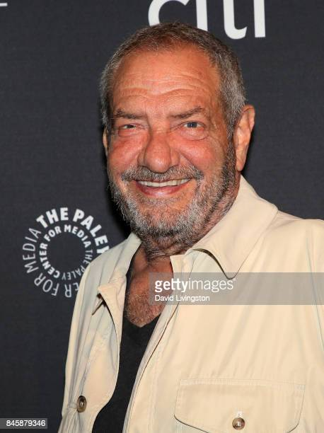 Executive producer Dick Wolf attends The Paley Center for Media's 11th Annual PaleyFest fall TV previews Los Angeles for NBC's Law Order True Crime...