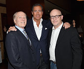 Executive producer Frank MarshallRichard Plepler Chairman and CEO of HBO and director Alex Gibney attend the 'Sinatra All Or Nothing At All' New York...