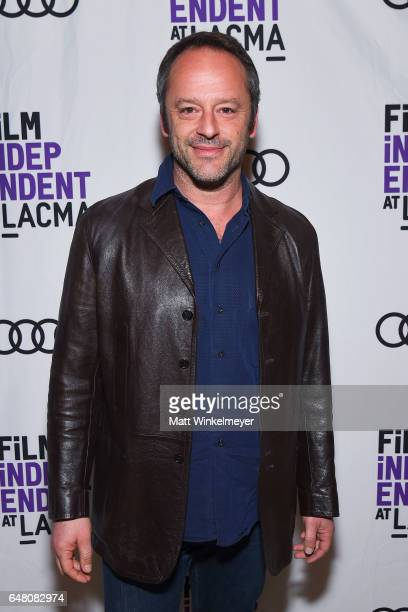 Executive Producer Gil Bellows attends the Film Independent at LACMA screening of 'Patriot' at Bing Theatre At LACMA on March 4 2017 in Los Angeles...