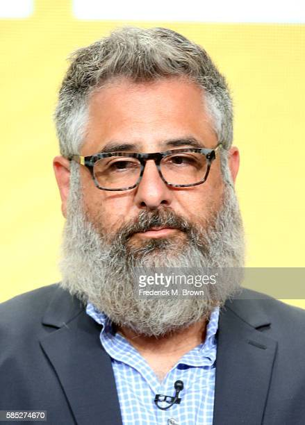 Executive producer Glenn Ficarra speaks onstage at the 'This Is Us' panel discussion during the NBCUniversal portion of the 2016 Television Critics...