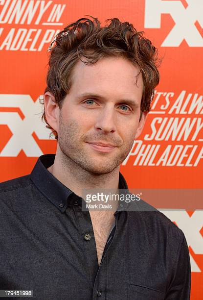 Executive producer Glenn Howerton attends the premiere and launch party for FXX Network's 'It's Always Sunny In Philadelphia' and 'The League' at...