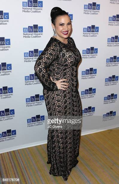 Executive producer Gloria Calderon Kellett attends the 20th Annual National Hispanic Media Coalition Impact Awards Gala at Regent Beverly Wilshire...