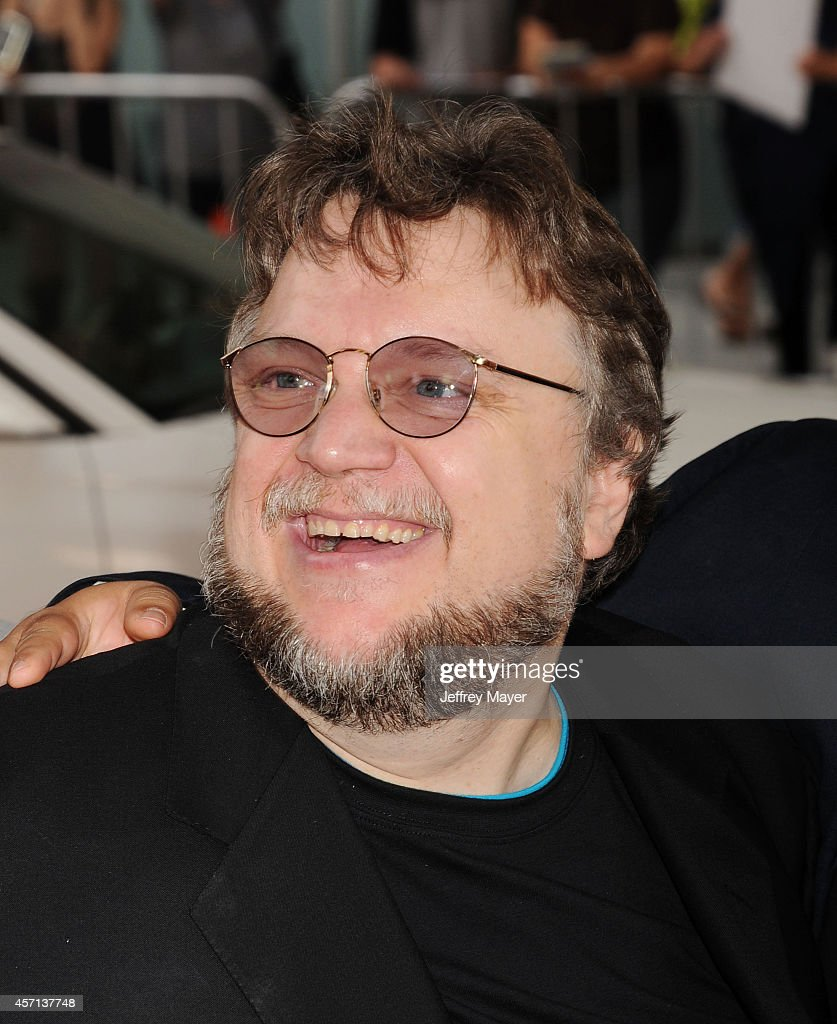 Executive producer Guillermo del Toro attends 'The Book Of Life' Los Angeles premiere at Regal 14 at LA Live Downtown on October 12 2014 in Los...
