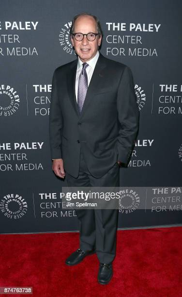 Executive producer Harry Friedman attends The Wheel of Fortune 35 Years as America's Game hosted by The Paley Center For Media at The Paley Center...