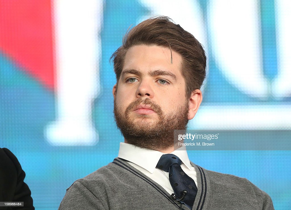 Executive Producer Jack Osbourne onstage during the 'Alpha Dogs' panel discussion at the National Geographic Channels portion of the 2013 Winter TCA Tour - Day 1 at Langham Hotel on January 4, 2013 in Pasadena, California.