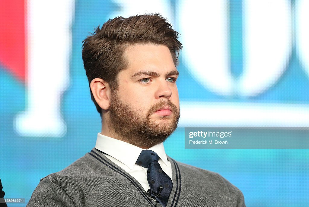Executive Producer Jack Osbourne speaks onstage during the 'Alpha Dogs' panel discussion at the National Geographic Channels portion of the 2013 Winter TCA Tour - Day 1 at Langham Hotel on January 4, 2013 in Pasadena, California.