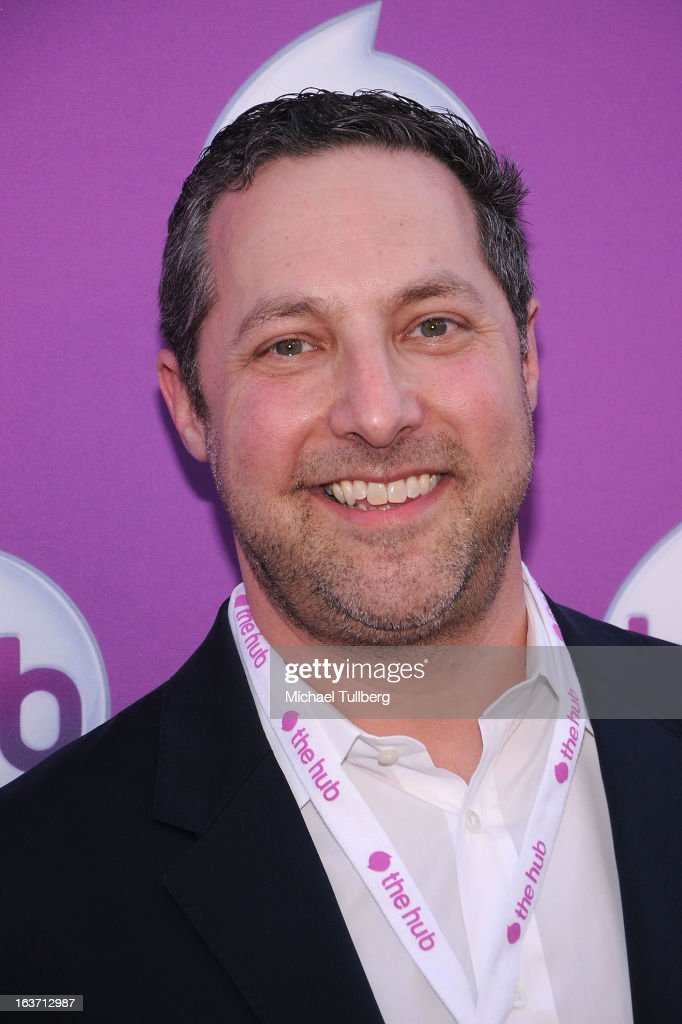 Executive Producer Jeff Kline attends the premiere of Hub TV Network's 'Transformer's Prime Beast Hunters' at The Globe Theatre at Universal Studios on March 14, 2013 in Universal City, California.