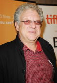 Executive producer Jeremy Thomas attends '13 Assassins' Premiere during the 35th Toronto International Film Festival at Ryerson Theatre on September...