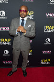 Executive producer Jermaine Dupri attends the private screening of Lifetime's 'The Rap Game' at Suite Food Lounge on July 22 2016 in Atlanta Georgia