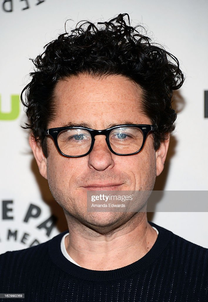 Executive producer <a gi-track='captionPersonalityLinkClicked' href=/galleries/search?phrase=J.J.+Abrams&family=editorial&specificpeople=253632 ng-click='$event.stopPropagation()'>J.J. Abrams</a> arrives at the 30th Annual PaleyFest: The William S. Paley Television Festival featuring 'Revolution' at Saban Theatre on March 2, 2013 in Beverly Hills, California.