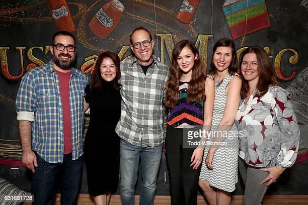 Executive producer Joe Nussbaum Amazon Studios Head of Kids Programming Tara Sorensen executive producer Andrew Orenstein actress Olivia Sanabia...