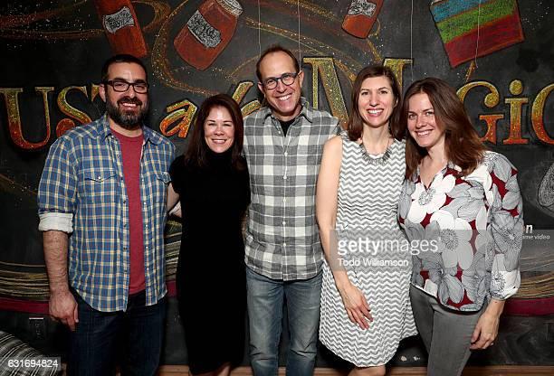 Executive producer Joe Nussbaum Amazon Studios Head of Kids Programming Tara Sorensen executive producer Andrew Orenstein development executives...