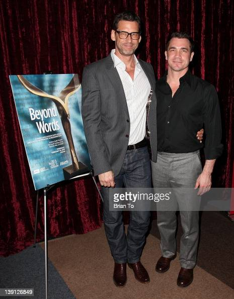 Executive producer John Norris and writer/director Tate Taylor attend Writers Guild of America hosts 'Beyond Words 2012' screenwriter panel at...