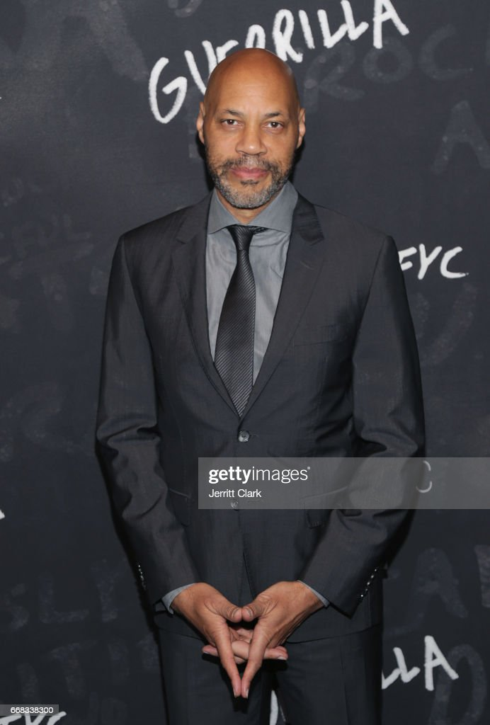 Executive Producer John Ridley attends Showtime's 'Guerrilla' FYC Event at the WGA Theater on April 13, 2017 in Beverly Hills, California.