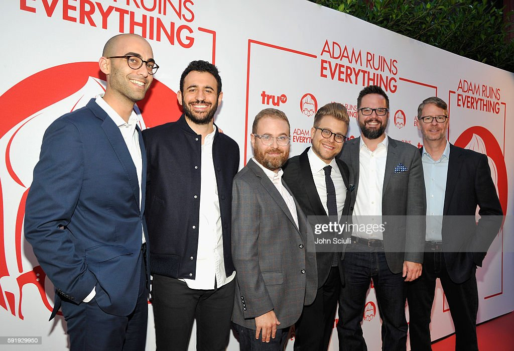 Executive producer Jon Wolf Executive producers John Cohen Sam Reich Creator and host Adam Conover executive producer Spencer Griffin and President...