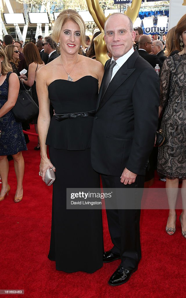 65th Annual Primetime Emmy Awards - TheWrap Executive Arrivals